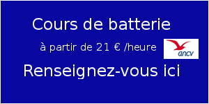 Cours de Batterie
